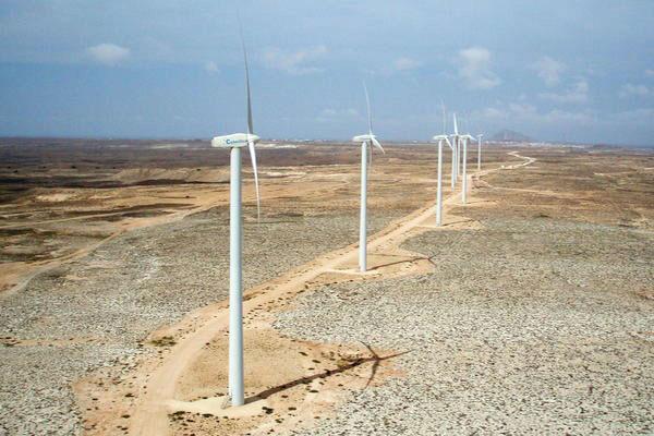 Cabeolica Wind Turbines
