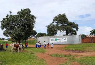 Isenzaya Container