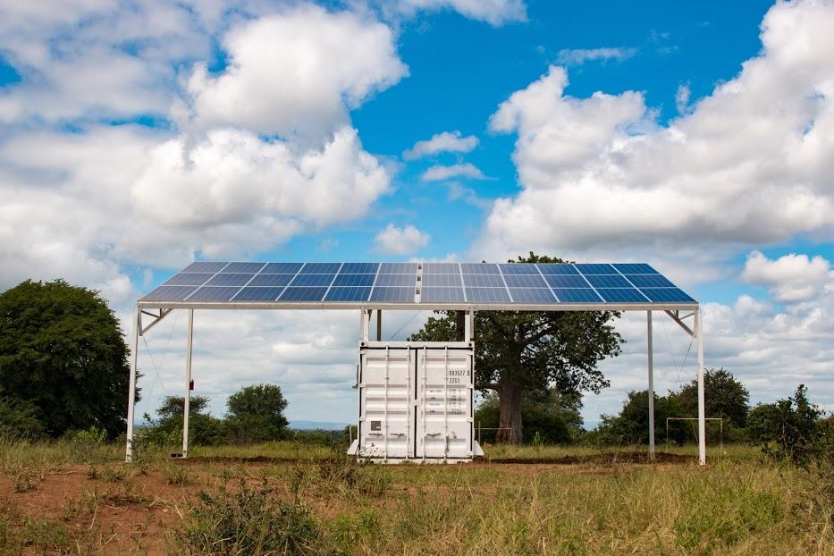Standard Microgrid Infraco Africa