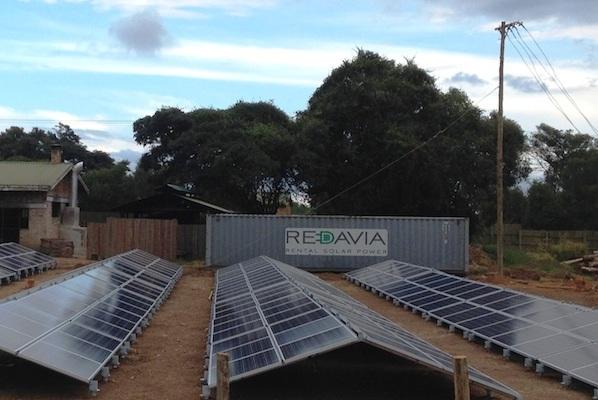 Redavia solar
